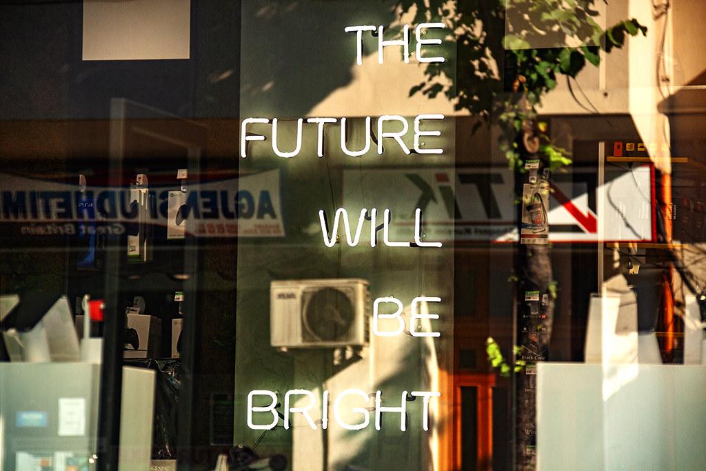 THE FUTURE WILL BE BRIGHT on 7-24-21--Tirana