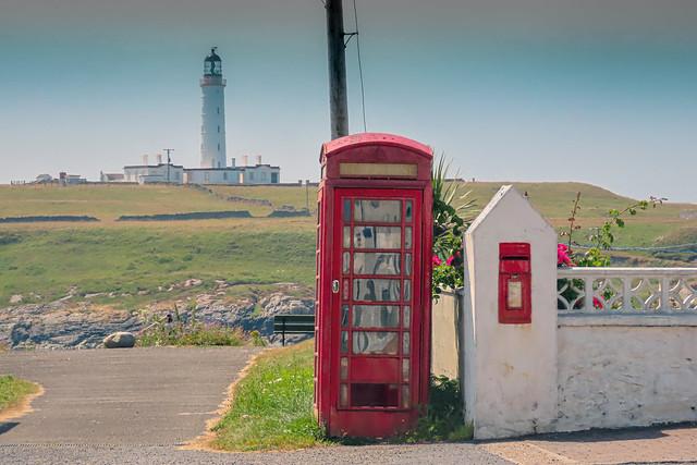 Port Wemyss on The Isle of Islay today