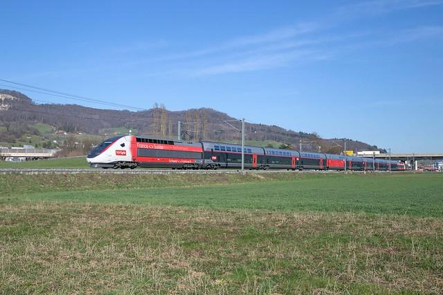 SNCF 310 047 Itingen (CH)