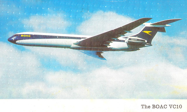 The BOAC VC10. And a Prolific Indian Serial Killer.