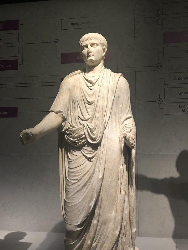Togate Statue of Germanicus
