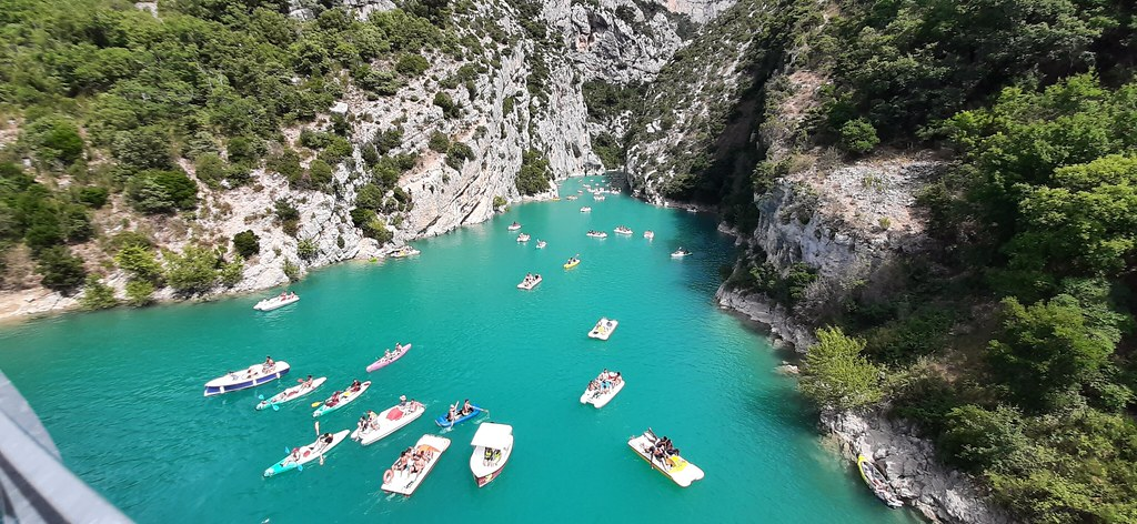 Gorges du Verdon, Provence, 17 Julio 2021