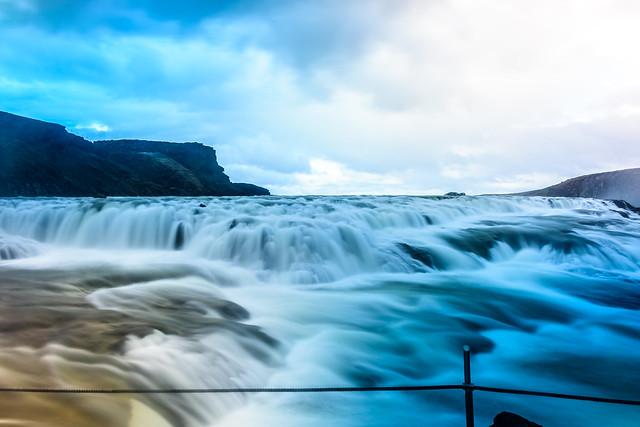 Mesmerizing Gullfoss Falls