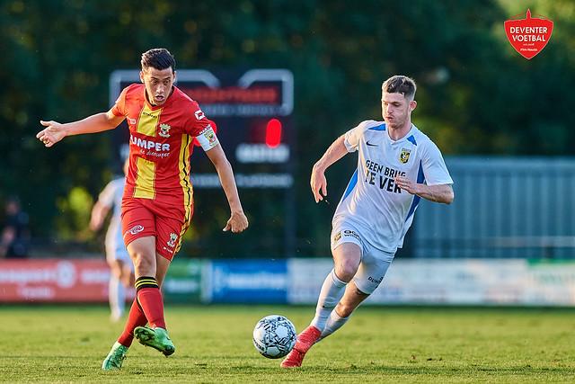 Go Ahead Eagles-Vitesse Arnhem Terwolde 23-07-2021