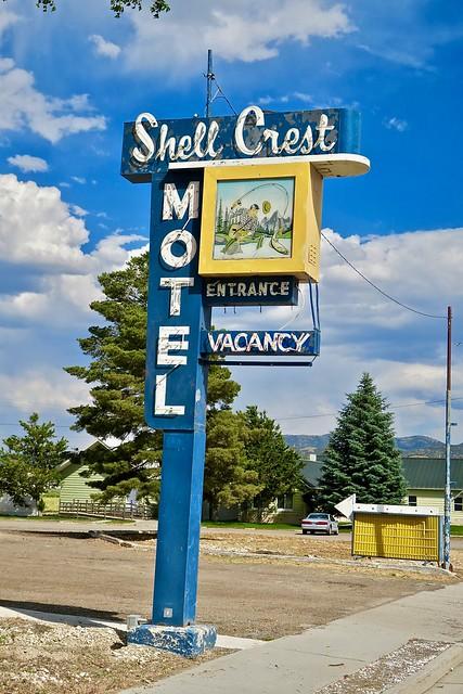 Shell Crest Motel, Wells, NV