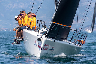 Melges World League Garda Lake Rally • Fraglia Vela Malcesine • Angela Trawoeger_K3I2849