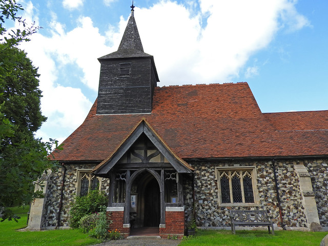 St. Giles Church, Mountnessing
