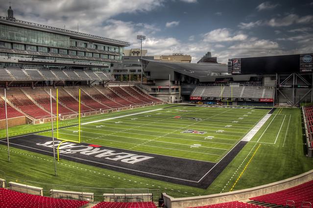 Carson Field at Nippert Stadium