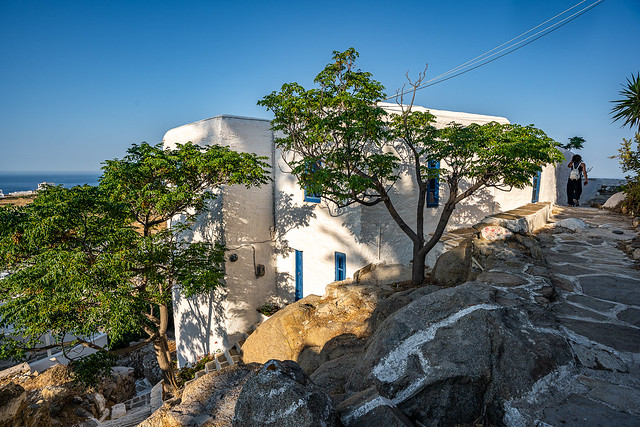 Ios Island, Cyclades Greece