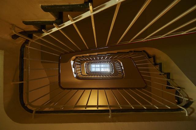 Staircase XCVII