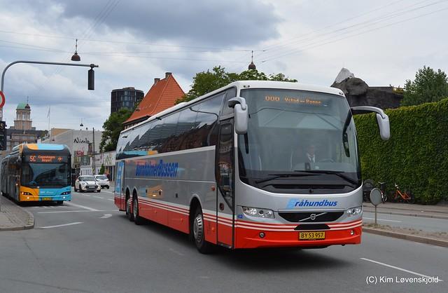 2018' Volvo 9700 / B8R