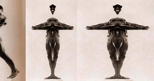 Bronze Studies For A Re-Crucifixion