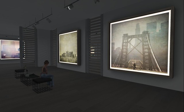 Art Display - Nekonuko Nakamori