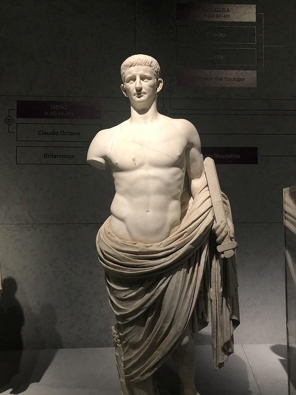 Statue of Claudius