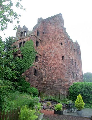 Redhouse Castle, Lothians