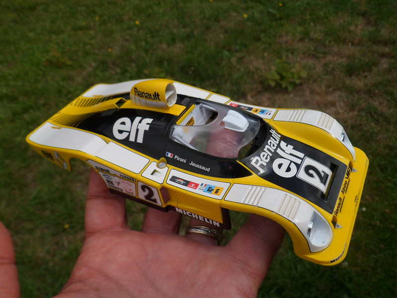 From the box - Alpine Renault A442B Turbo [Tamiya 1/24] *** Terminé en pg 7 - Page 5 51331778568_3f7dcfe383_c