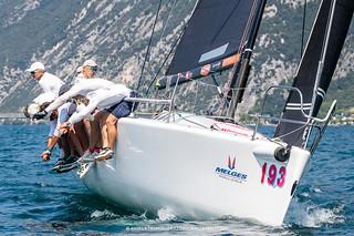 Melges World League Garda Lake Rally • Fraglia Vela Malcesine • Angela Trawoeger_K3I3011