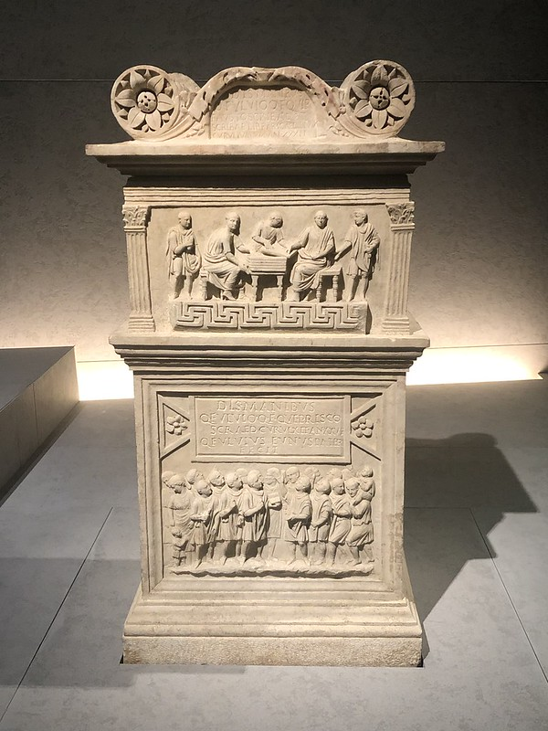 Altar of the Scribes