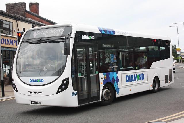 Diamond Northwest 20189 (BX70 GHK)