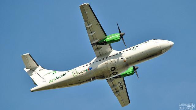 Aer Arann 🇮🇪 ATR 42-300 EI-EHH