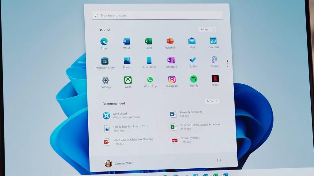 Microsoft explains Home windows 11's new Begin Menu and taskbar design