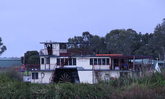 River boat?