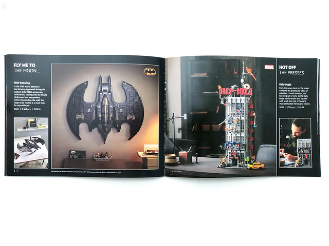 LEGO Adults Welcome Catalog