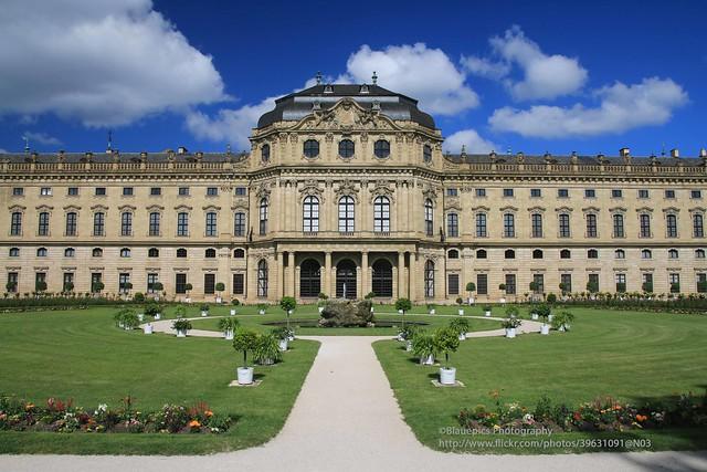 Würzburg, Residence