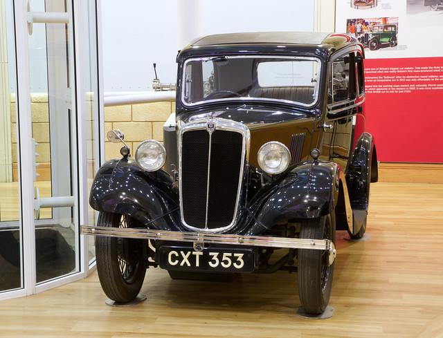 Morris 8 Series 1 (1936)