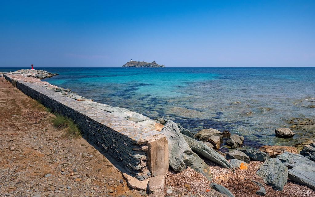 Depuis Barcaggio...  51332061734_1cc924fe13_b