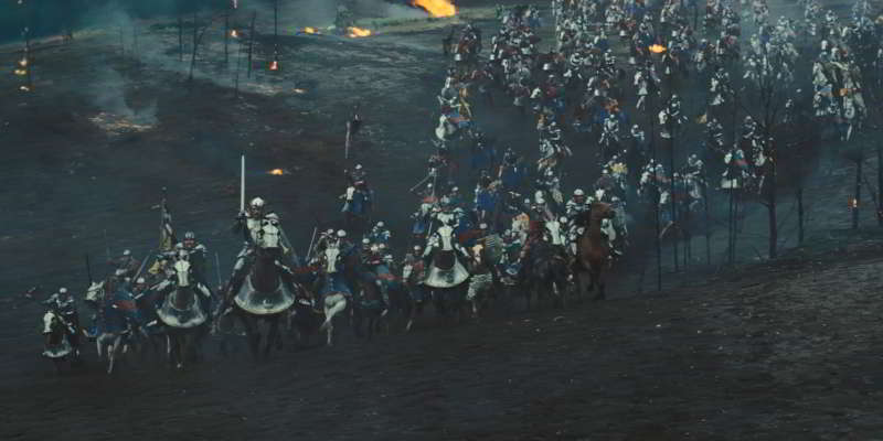 Snow White and the Huntsman filming locations