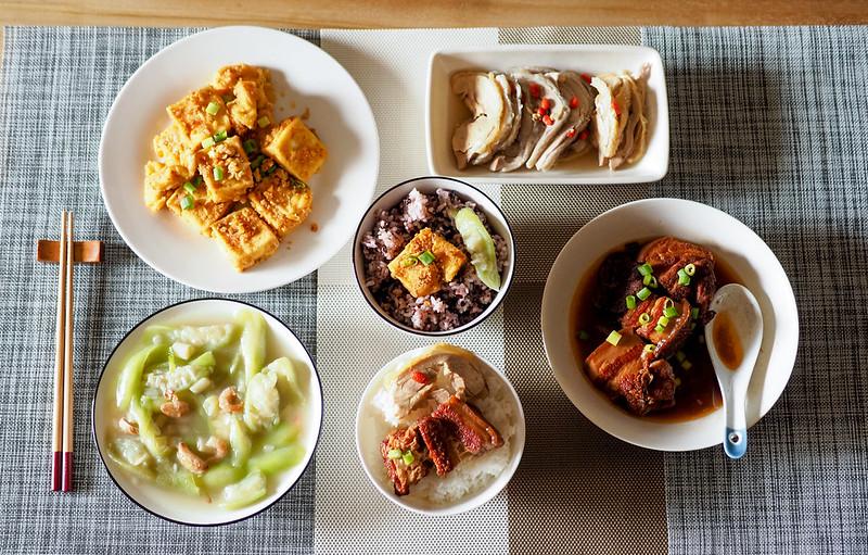 【台北福華外帶】蓬萊邨經典二十二道台菜自選外帶有夠方便  小家庭省時又美味