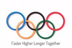 Faster higher longer together