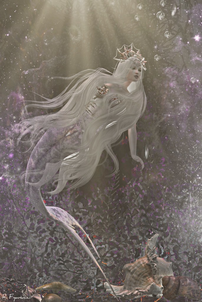 🌸✨►Empire of mermaid ...◄﹌🌸✨