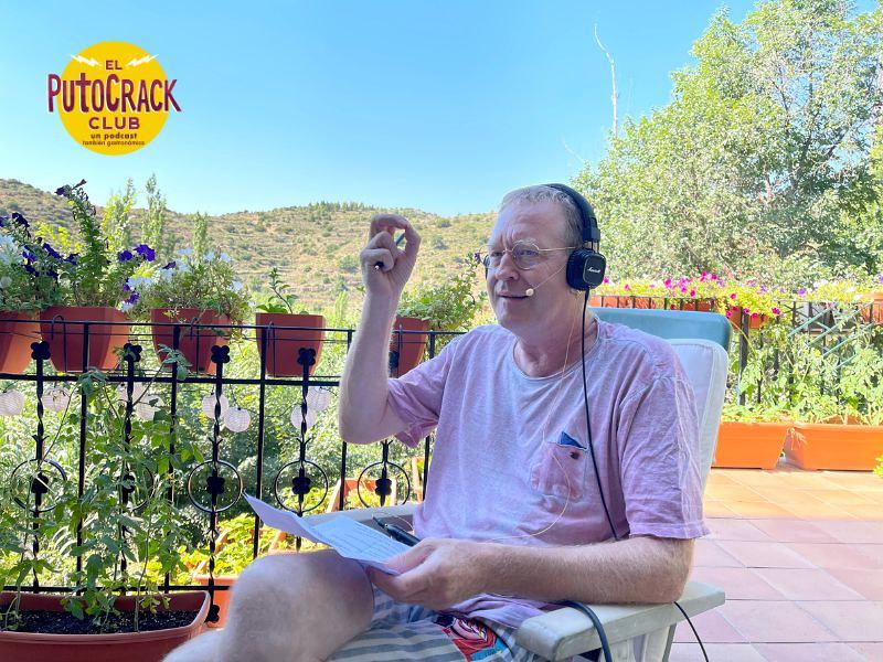 El PutoCrack Club 27 - 6 - Loles Salvador Manuel de Andres Bernd Knoller Paco Cremades