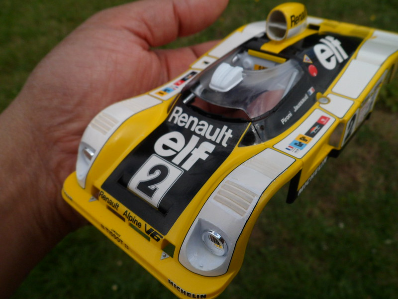 From the box - Alpine Renault A442B Turbo [Tamiya 1/24] *** Terminé en pg 7 - Page 5 51332293724_50e7df7a1c_c