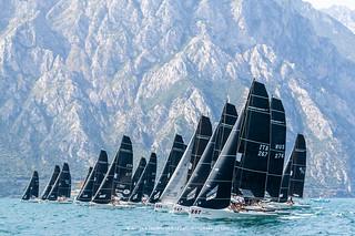 Melges World League Garda Lake Rally • Fraglia Vela Malcesine • Angela Trawoeger_K3I3519