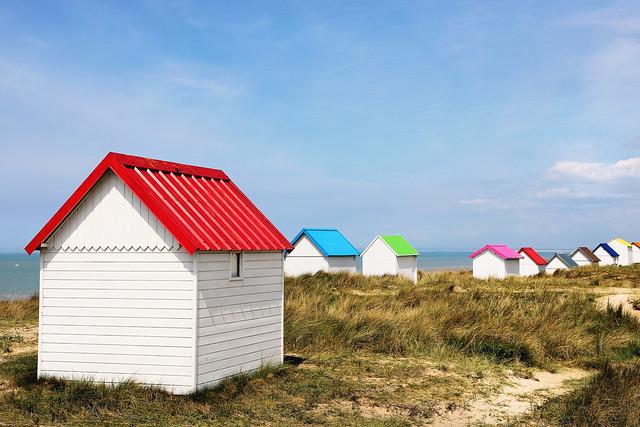 Gouville beach