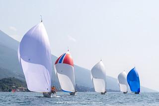 Melges World League Garda Lake Rally • Fraglia Vela Malcesine • Angela Trawoeger_K3I3303