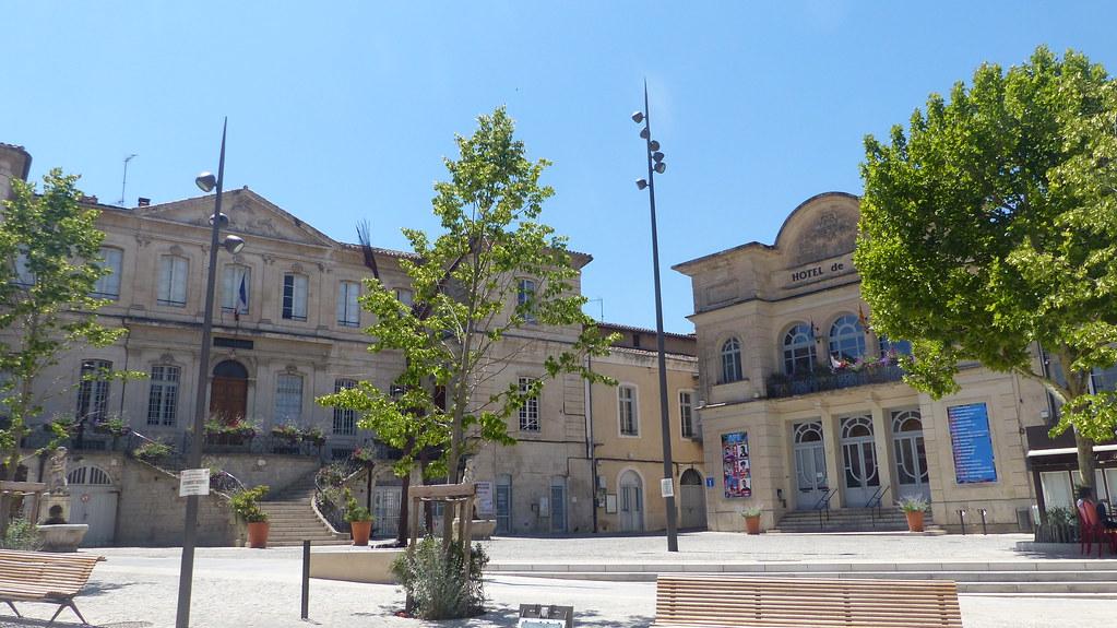 Apt, Provence, 18 Julio 2021
