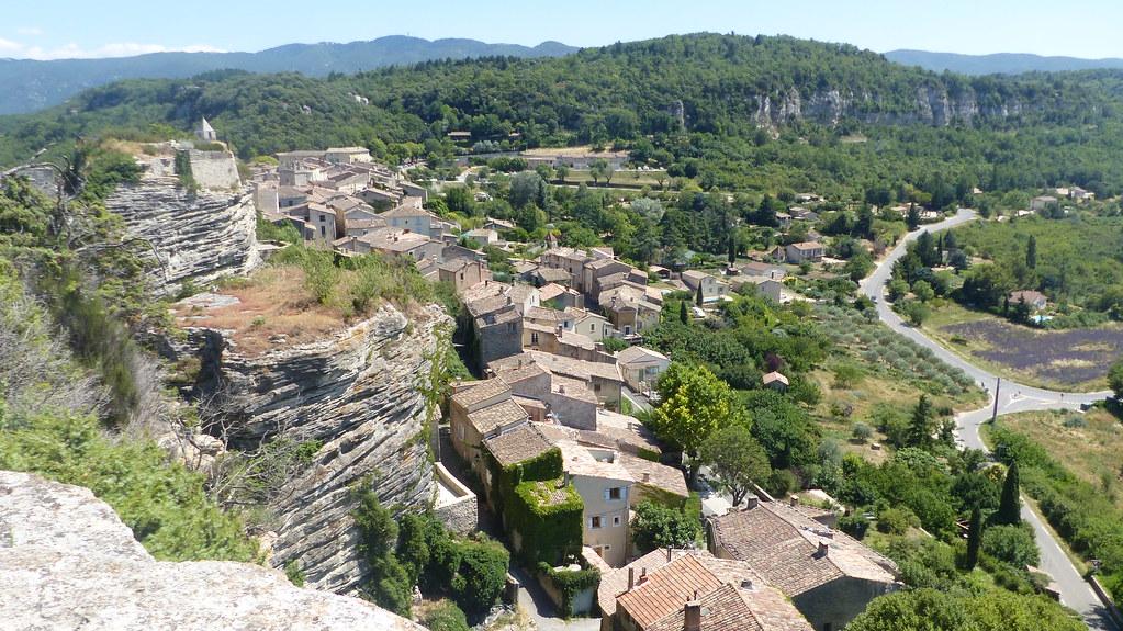 Saignon, Provence, 18 Julio 2021