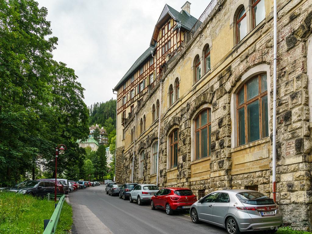 Südbahnhotel am Semmering, 1901–1903