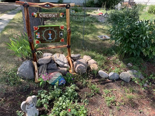 Genocide Memorial Garden