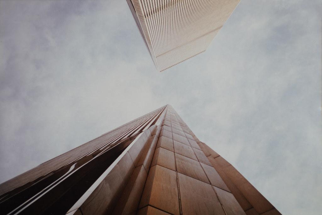 Twin Towers, World Trade Center (WTC), Manhattan, New York (1992)