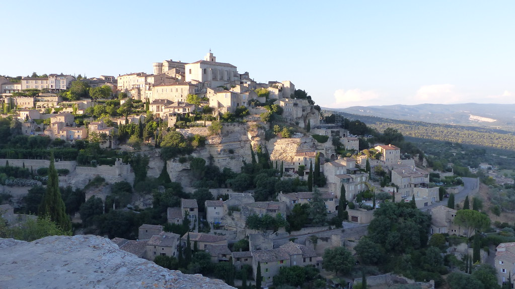 Gordes, Provence, 18 Julio 2021