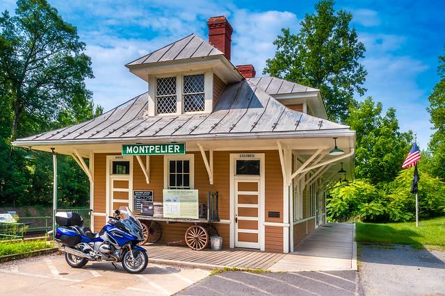 Montpelier Station, VA