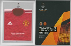 Manchester United's Europa League Campaign to the Final Season 2020-21