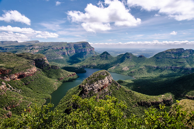 Blyde River Canyon View I (explored)