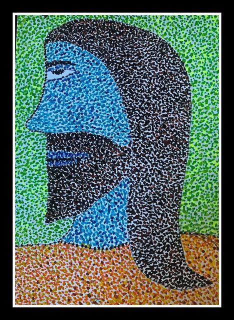Untitled - Pointillism