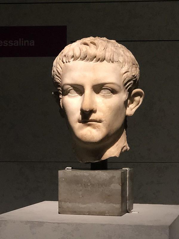 Head of Caligula